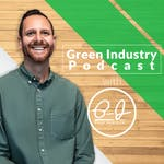 Logo for Green Industry Podcast